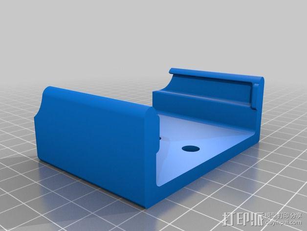HTC手机座 3D模型  图1