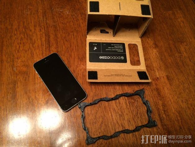 ipone5手机壳 3D模型  图4