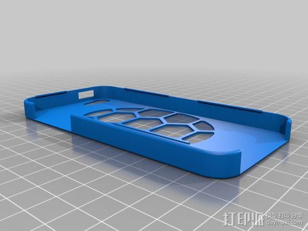 iphone5手机壳 3D模型  图3