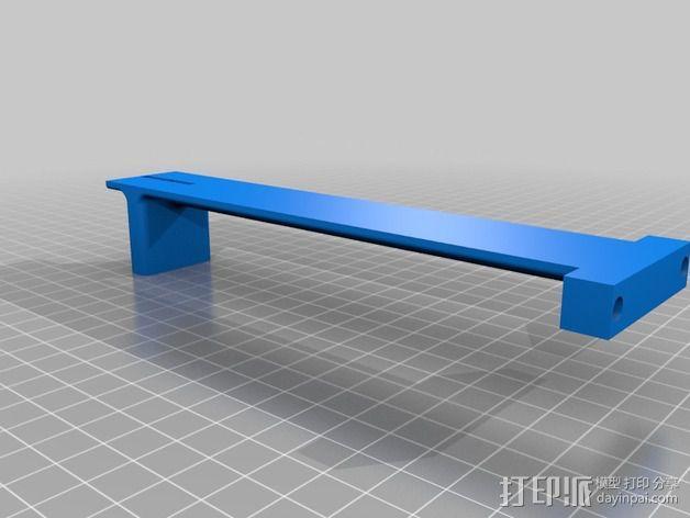 混合支架 3D模型  图4