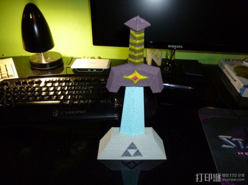 科克里之剑 3D模型  图6