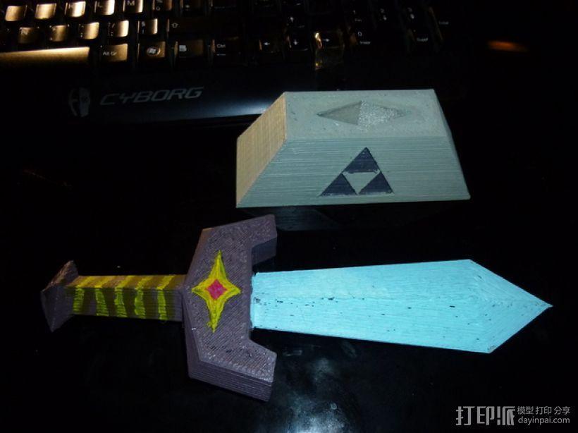 科克里之剑 3D模型  图5