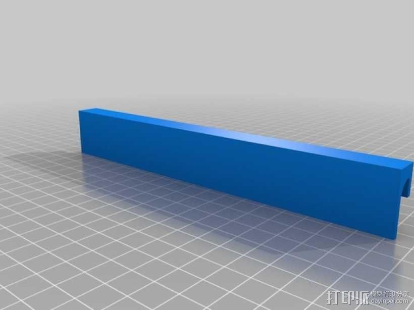 ipad微调器 3D模型  图3