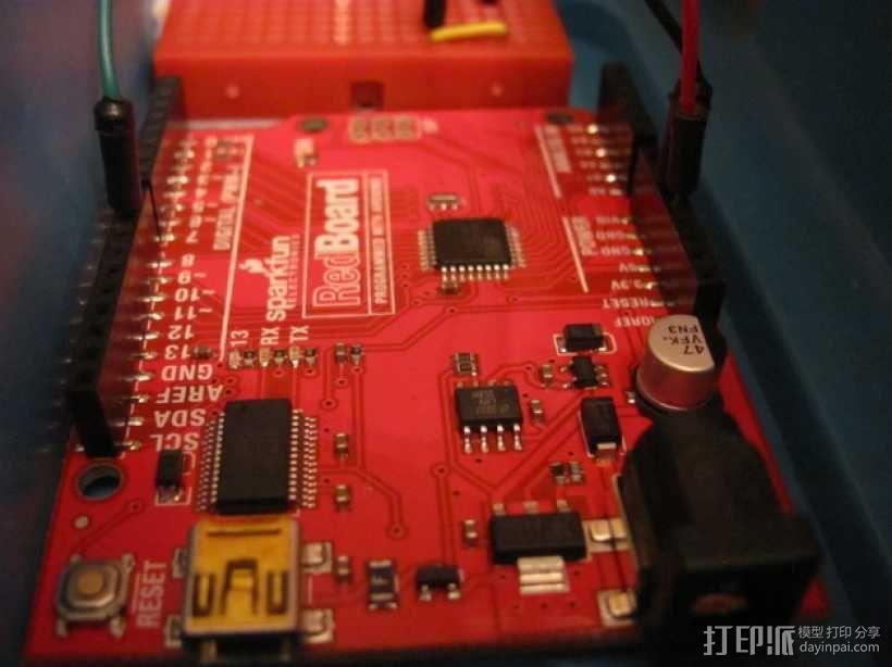 ipad微调器 3D模型  图10