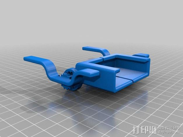 iphone 5s手机座 3D模型  图2
