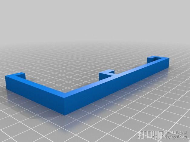 手机支架 3D模型  图4