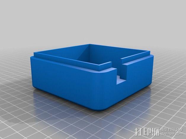 机器人控制器外壳 3D模型  图3