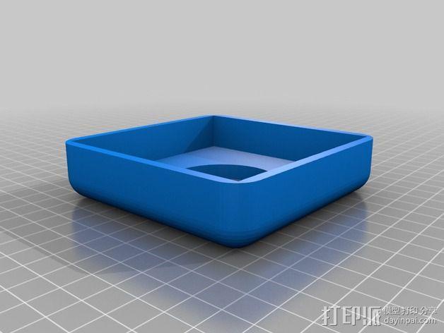 机器人控制器外壳 3D模型  图2