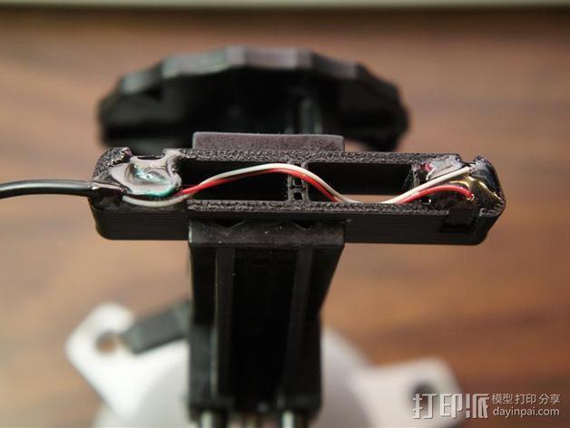 电缆适配器 3D模型  图6