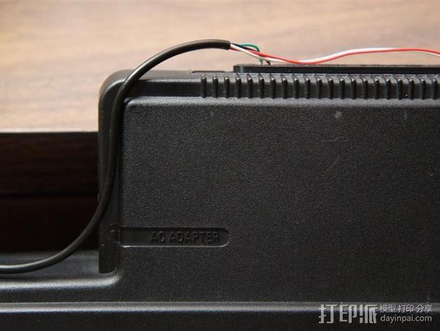 电缆适配器 3D模型  图7