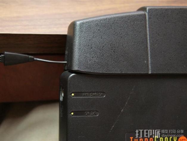 电缆适配器 3D模型  图8
