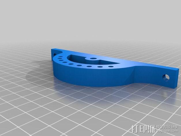 演讲设备挂载 3D模型  图3