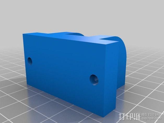 演讲设备挂载 3D模型  图2