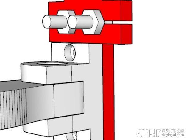 演讲设备挂载 3D模型  图6