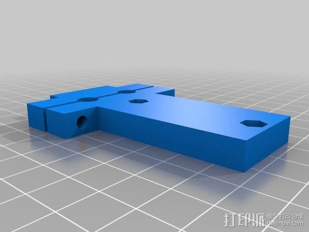 演讲设备挂载 3D模型  图4