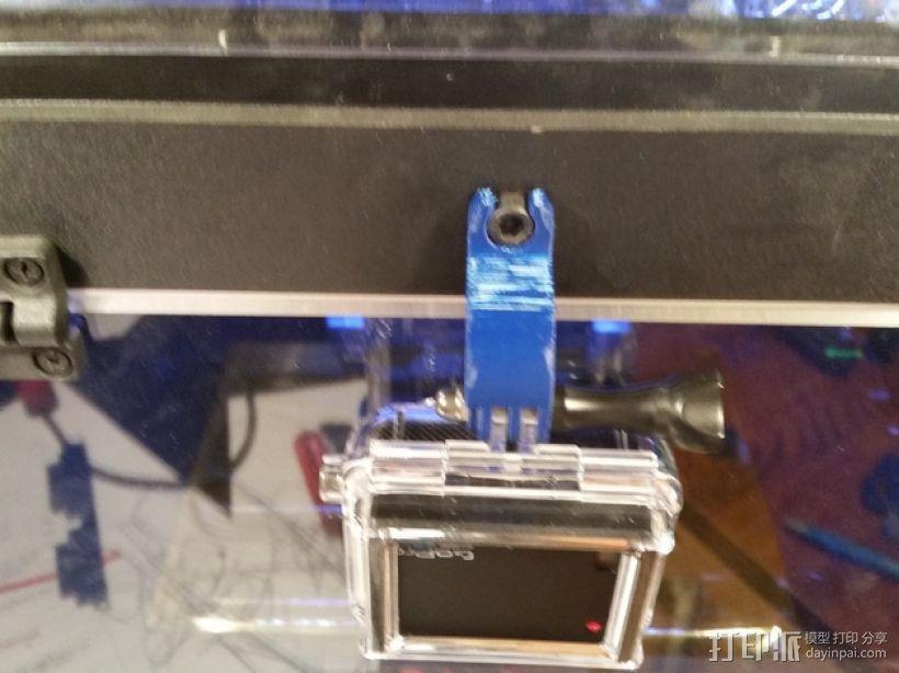 挂载器 3D模型  图1
