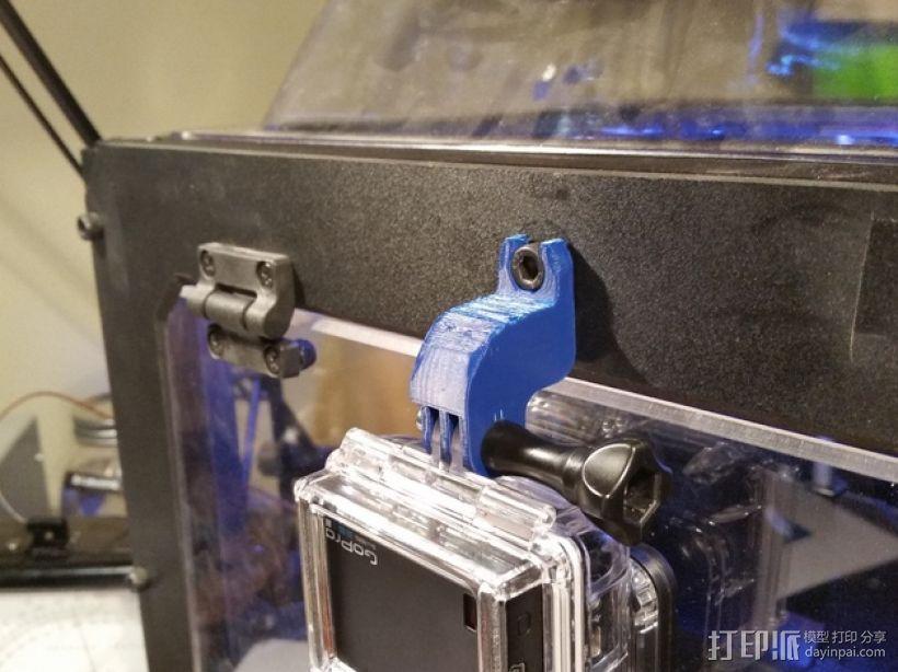 挂载器 3D模型  图3