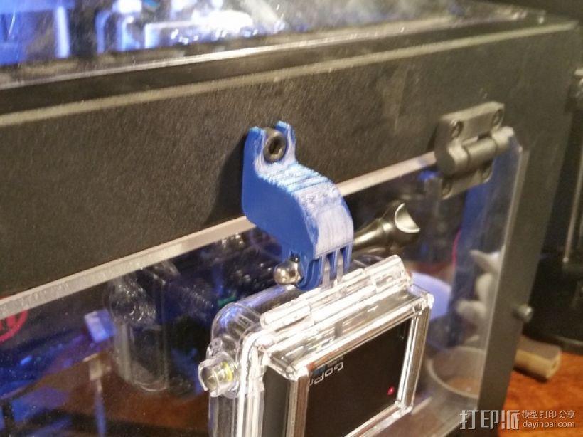 挂载器 3D模型  图4