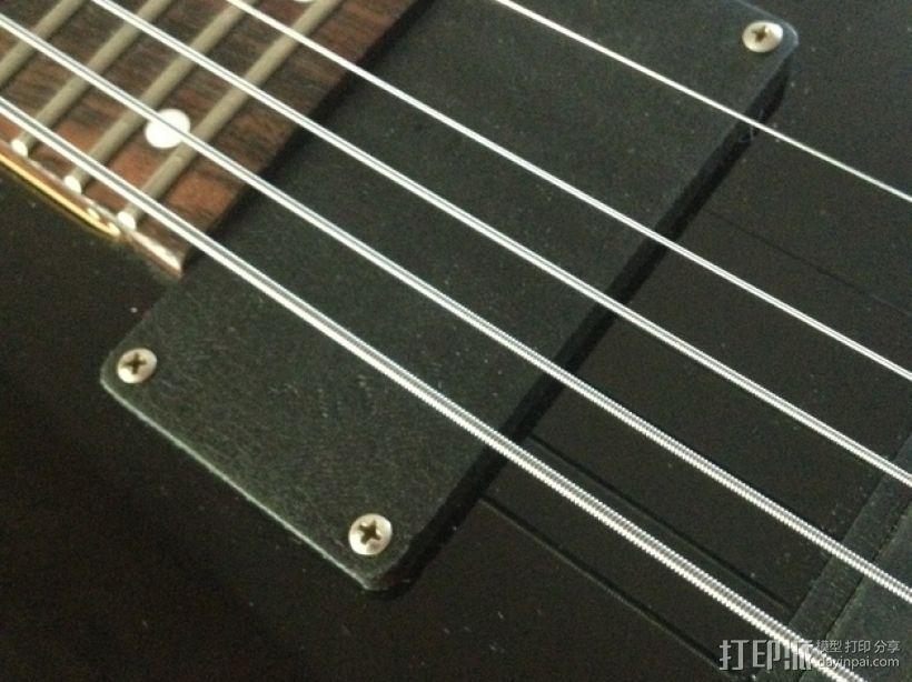 吉他更换版 3D模型  图5