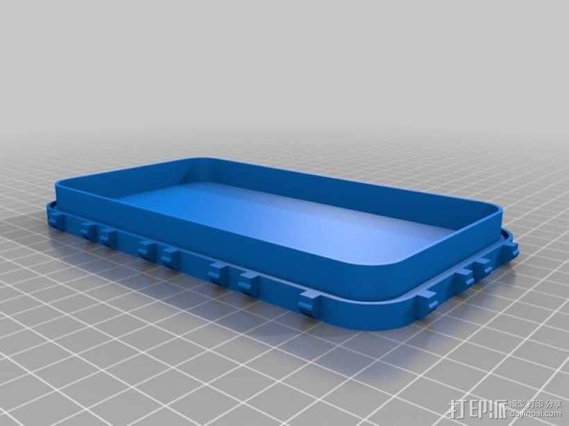 三星S3保护壳 3D模型  图3