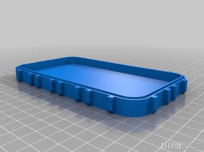 三星S3保护壳 3D模型  图2