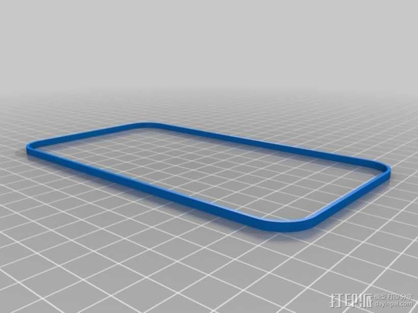 三星S3保护壳 3D模型  图4
