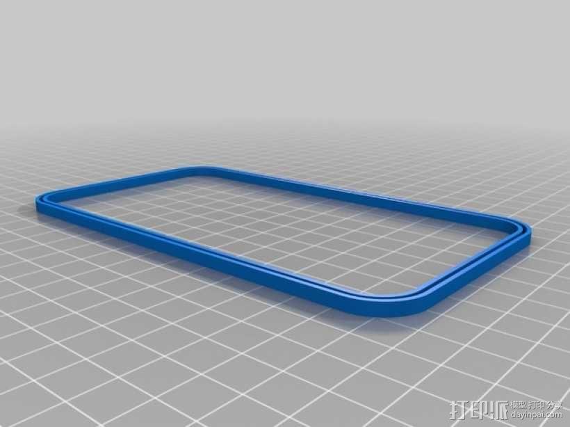 三星S3保护壳 3D模型  图5