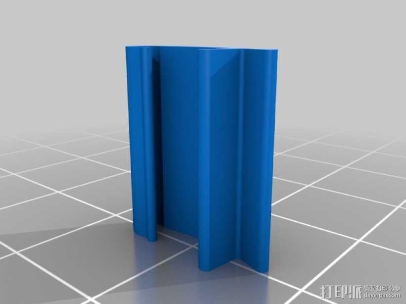 三星S3保护壳 3D模型  图8