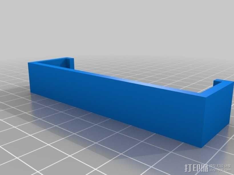 三星S3保护壳 3D模型  图6