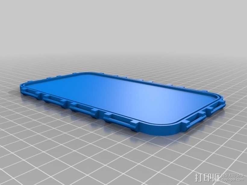 三星S3保护壳 3D模型  图10
