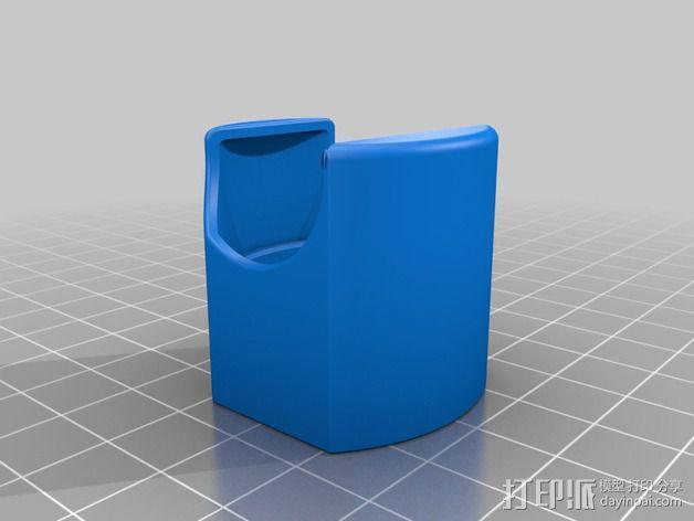 吸入器 3D模型  图2