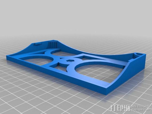 三星NOTE3手机壳 3D模型  图2