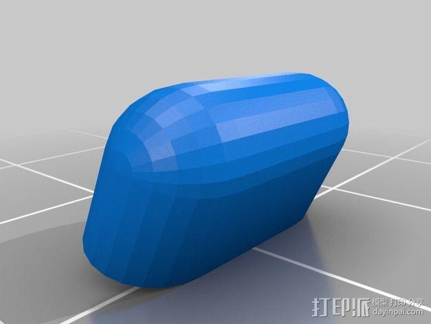 控制站2.0 3D模型  图7