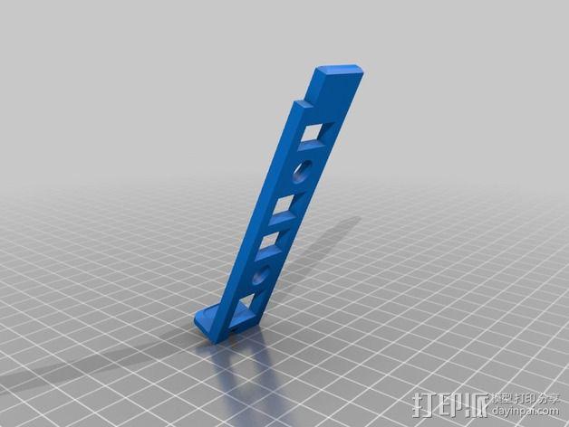 控制站2.0 3D模型  图8