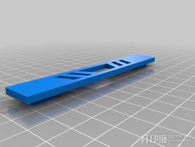 控制站2.0 3D模型  图10