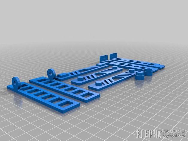 控制站2.0 3D模型  图12