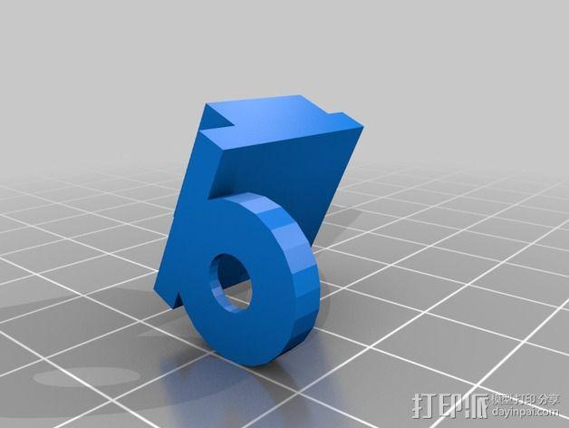 控制站2.0 3D模型  图13