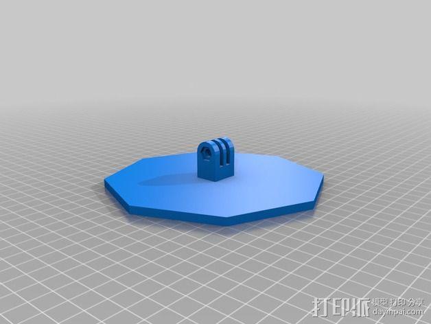 底座 3D模型  图2