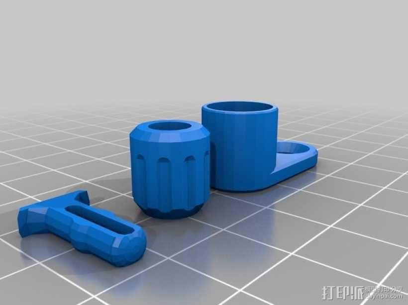 OP-1 打印配件 3D模型  图2