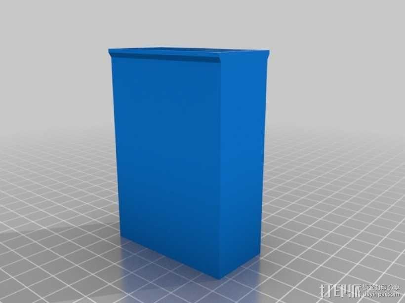 LG电池箱 3D模型  图2