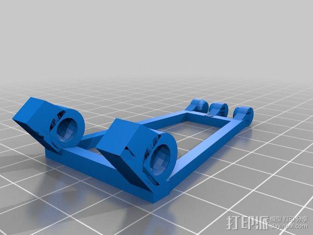 头戴蓝牙设备 3D模型  图8