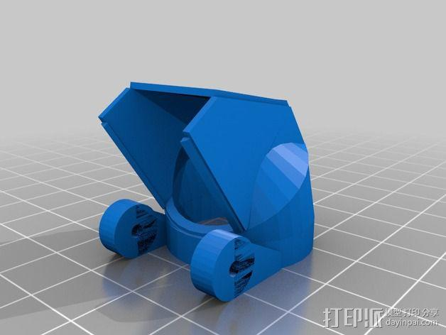 头戴蓝牙设备 3D模型  图10