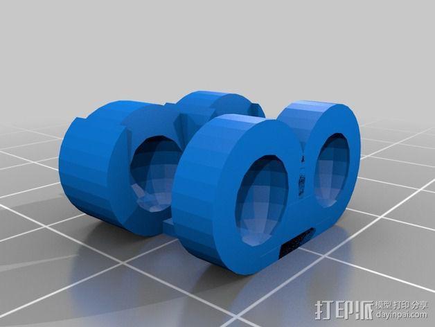 头戴蓝牙设备 3D模型  图11