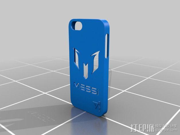 iphone5手机壳 3D模型  图2