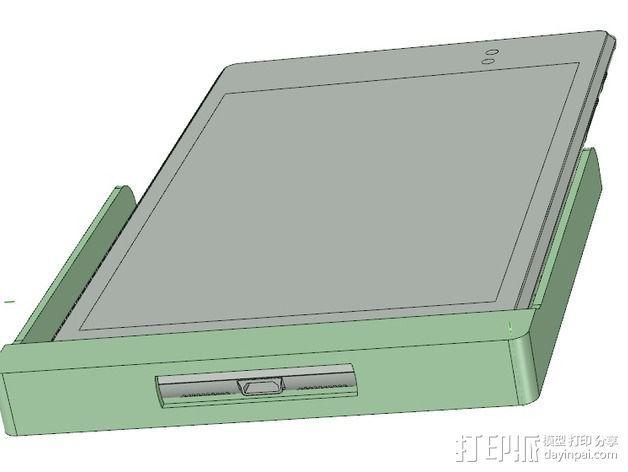 Nexus 7 站架 3D模型  图5