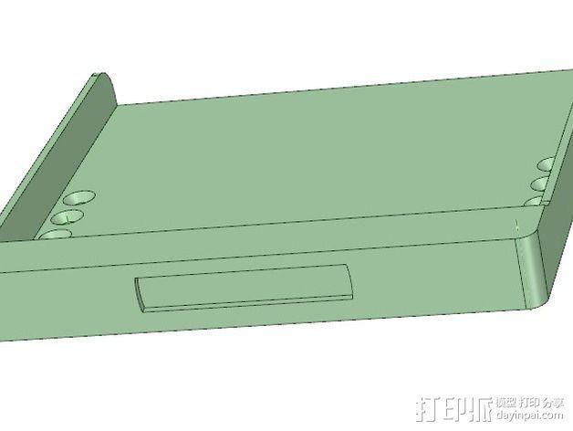 Nexus 7 站架 3D模型  图8