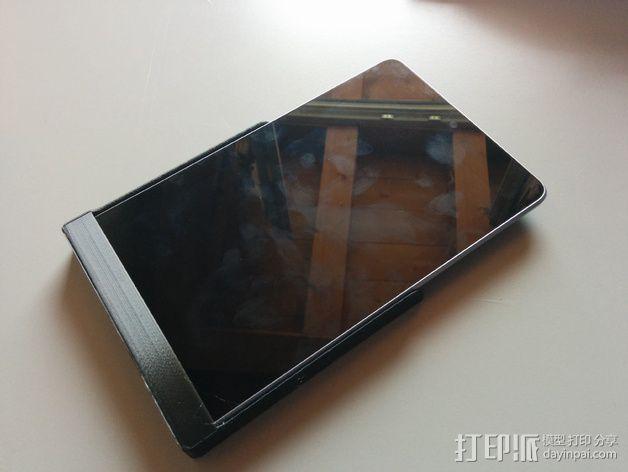 Nexus 7 站架 3D模型  图11