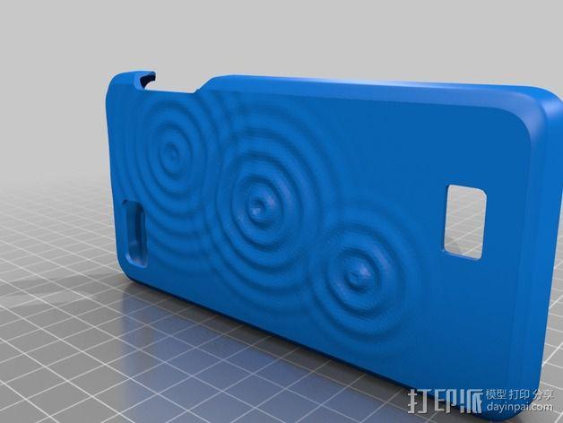 手机壳 3D模型  图3