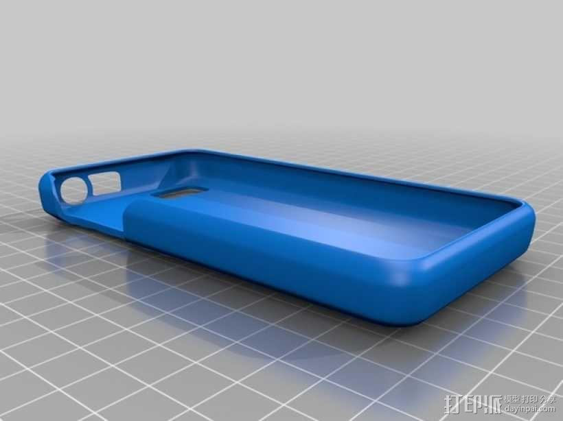 手机壳 3D模型  图6