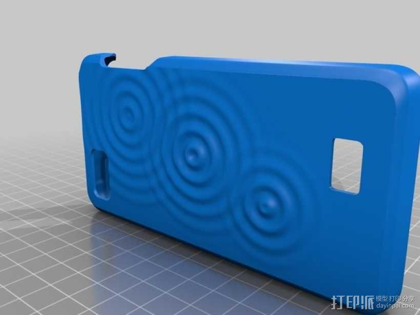 手机壳 3D模型  图7